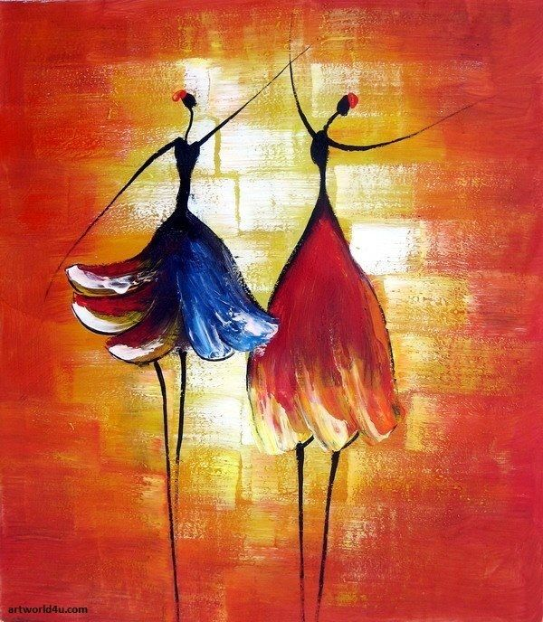 600x688 90 Easy Abstract Painting Ideas That Look Totally Awesome Fine