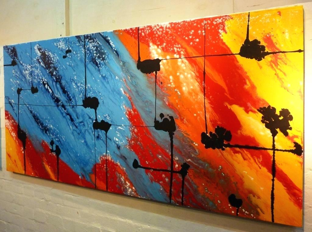 1024x762 Abstract Painting Ideas Abstract Art Classes Lessons Paint Ideas