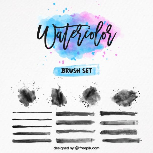 Adobe Illustrator Watercolor Brushes at GetDrawings com