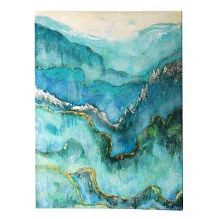 310x310 Agate Painting Wayfair