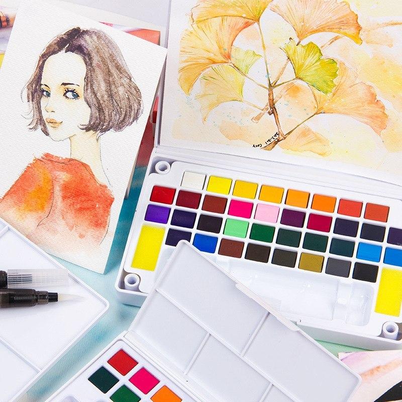 Airbrush Watercolor