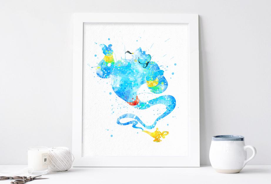 922x626 Genie Poster