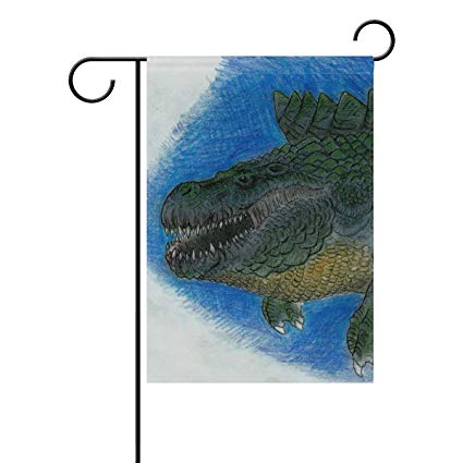 425x425 Imobaby Cool Animal Alligator Watercolor Home Garden