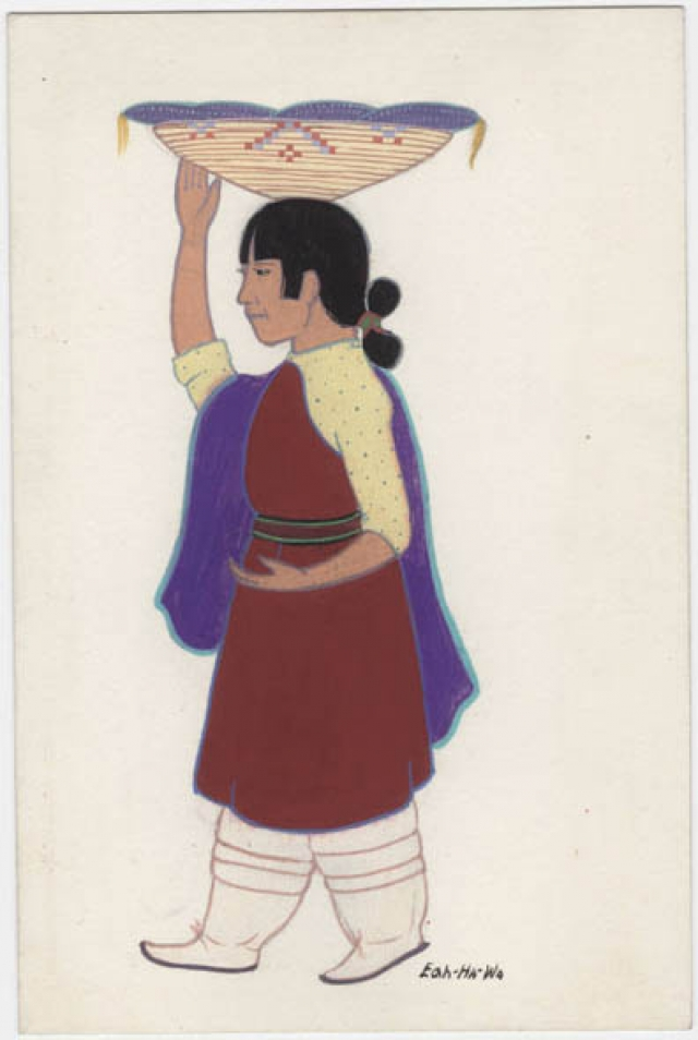 640x954 Elizabeth Willis Dehuff Collection Of American Indian Art