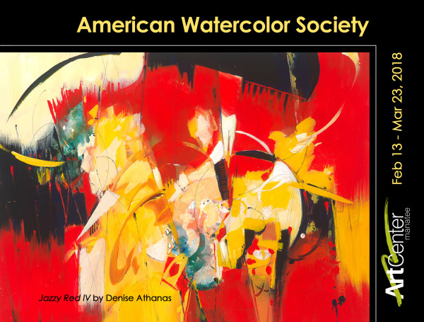 600x455 American Watercolor Society 150th Traveling Exhibit