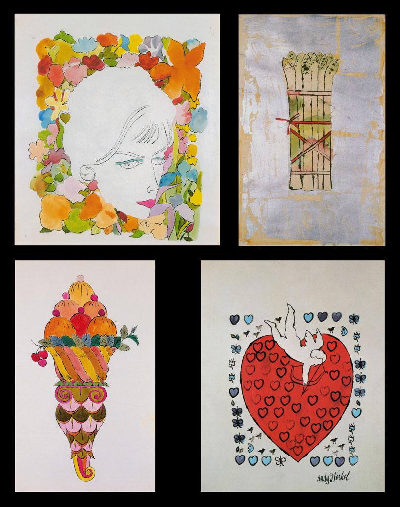 808x1024 The Watercolors Of Warhol The Portfolio Of Eric Reber
