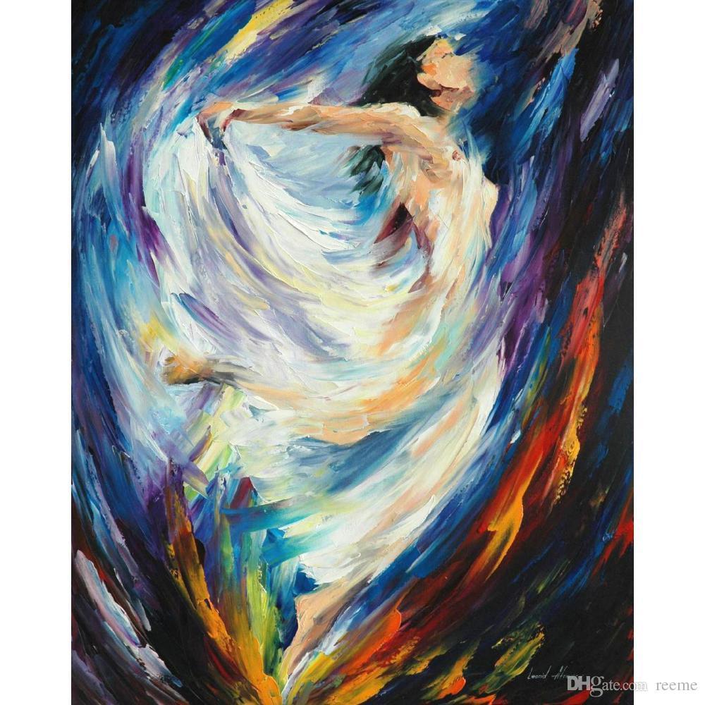 Angel Watercolor Paintings