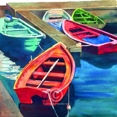 400x400 Anne Abgott Daring Color In Watercolor Workshop Presented By