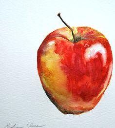 236x262 Fruit, Fruit Art Print, Art, Watercolor Painting, Watercolor Art