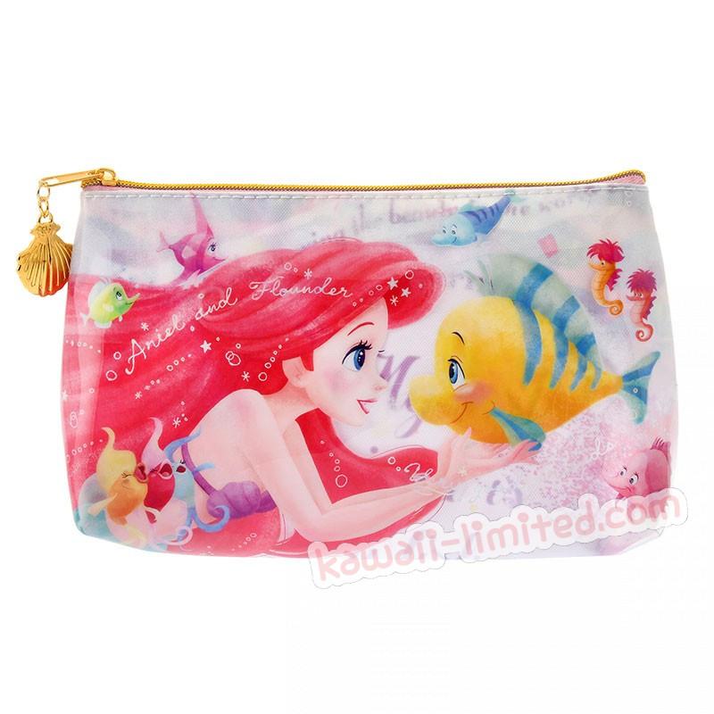 800x800 Japan Disney Watercolor Painting Pen Case Pencil Bag Pouch