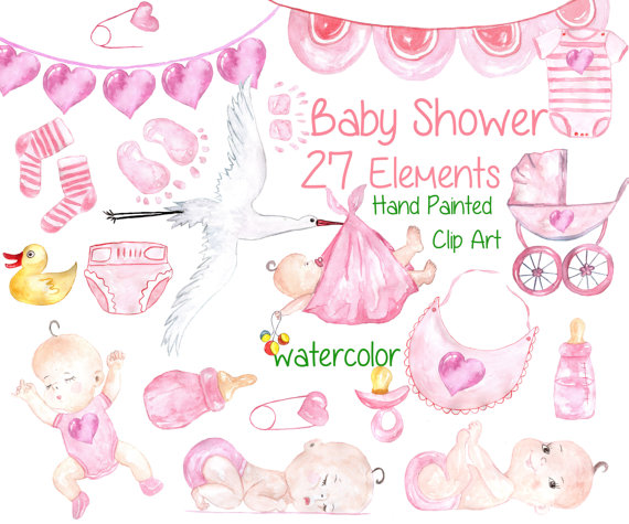 570x475 Collection Of Free Babied Clipart Watercolor. Download On Ubisafe