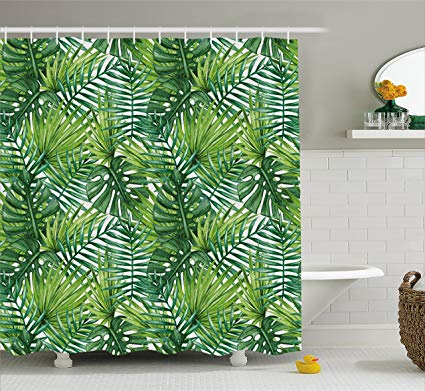 Banana Tree Watercolor