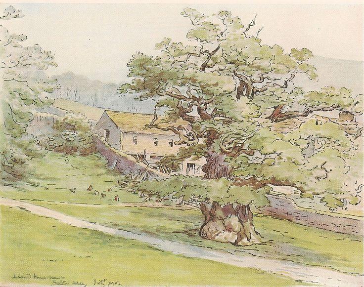 Beatrix Potter Watercolor