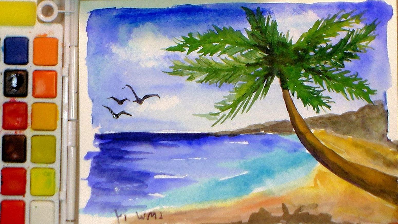 1549x872 Simple Water Color Paintings Simple Water Painting Simple
