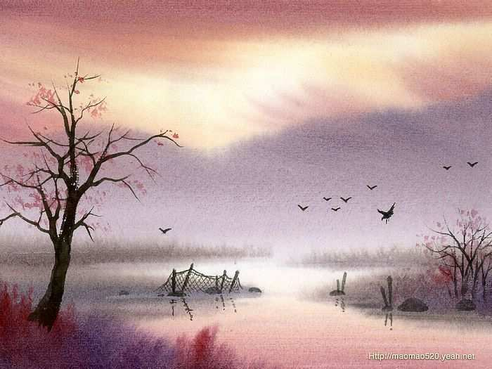 700x525 Watercolor Painting Landscape Awesome Best 10 Watercolor Landscape