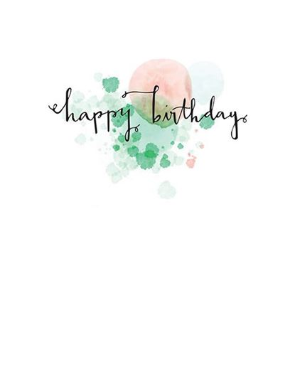 415x550 Gbsgreen Watercolor Script Happy Birthday
