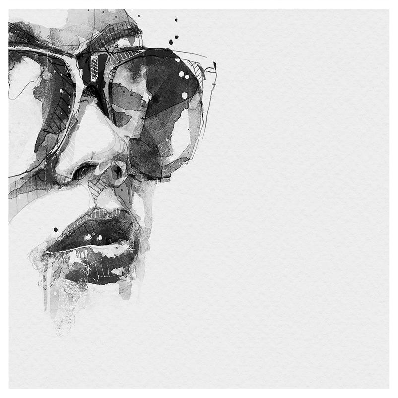 802x802 Black Amp White Portraits On Behance