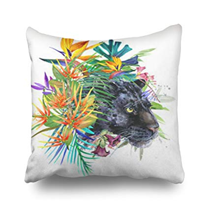 425x425 Sneeepee Throw Pillows Covers Design Black Panther