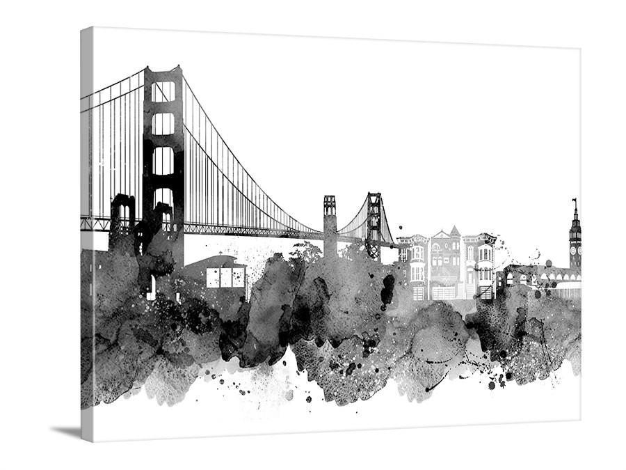 900x675 City Wall Art
