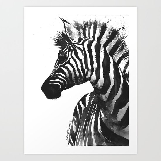 550x550 Zebra Head