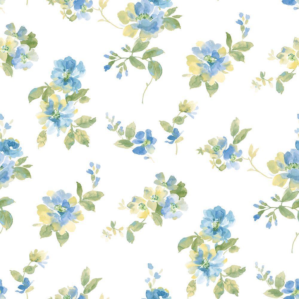 Blue Watercolor Wallpaper At Getdrawings Free Download