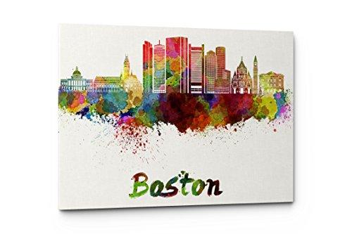 500x333 Compare Price To Boston Skyline Painting Tragerlaw.biz