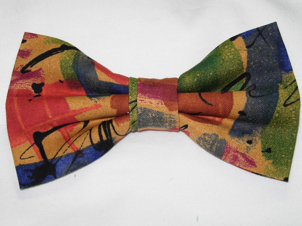 Bow Tie Watercolor
