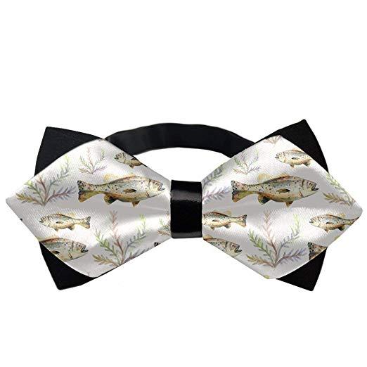 522x522 Bowtie, Pre Tied Adjustable Tuxedo Bow Tie