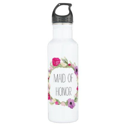 422x422 Diy Wedding Gifts For Bride And Groom Luxury Maid Of Honor Floral