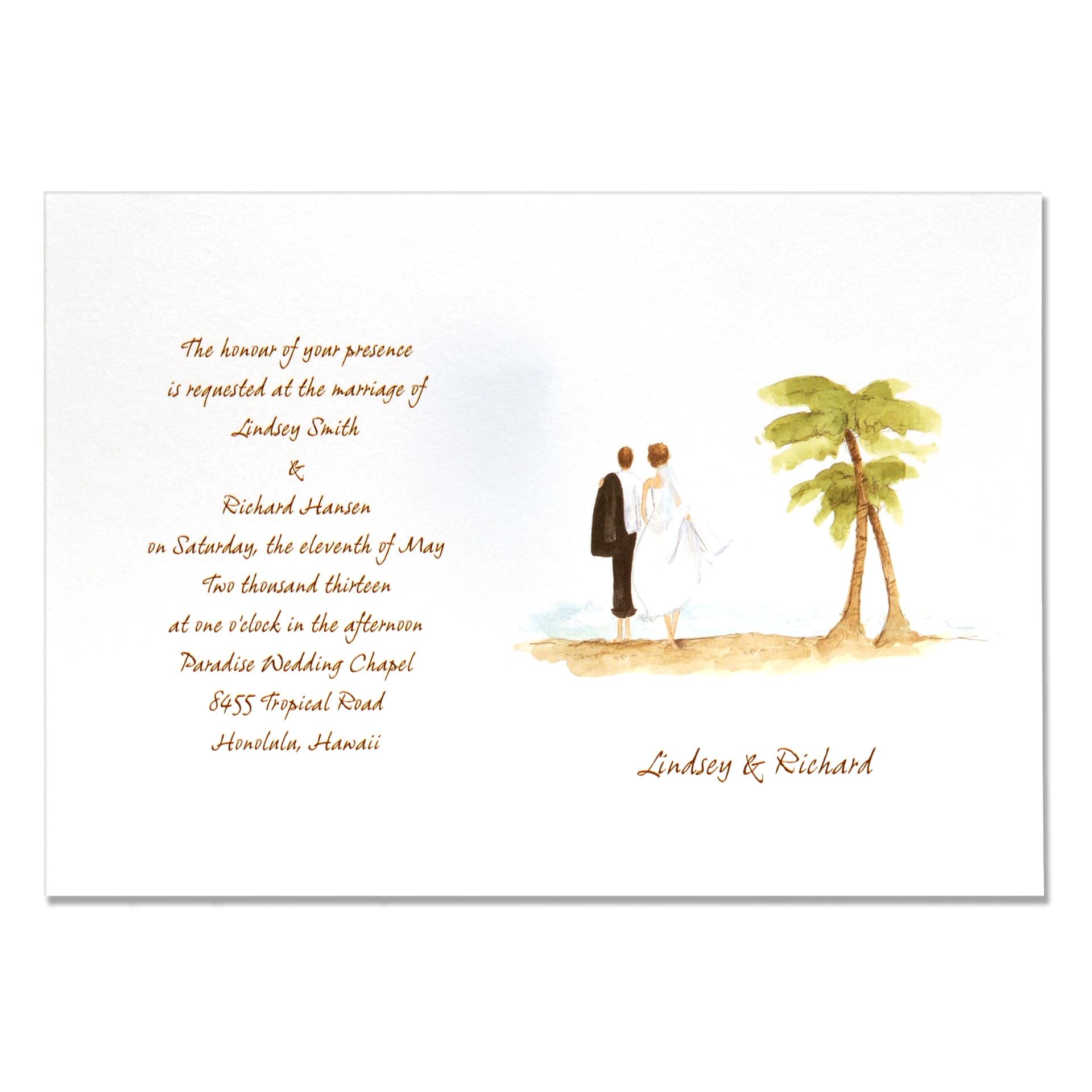 1920x1920 Beach Wedding Invitations