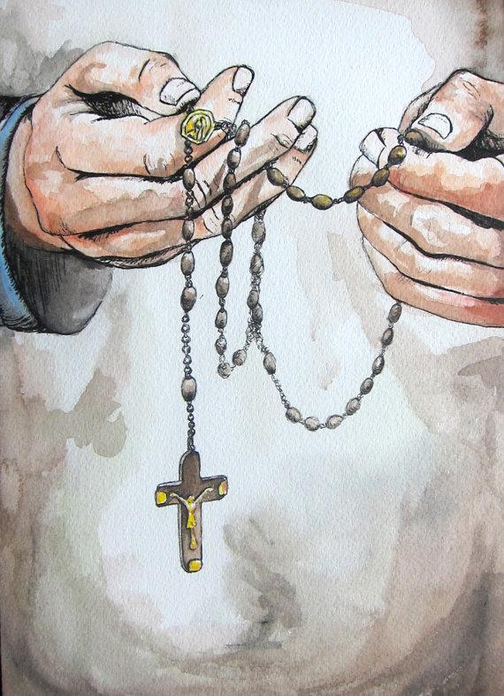 570x787 Praying Hands