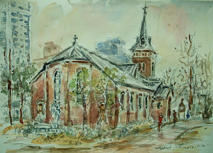 736x529 Archiartist Lee Sketchcrawl