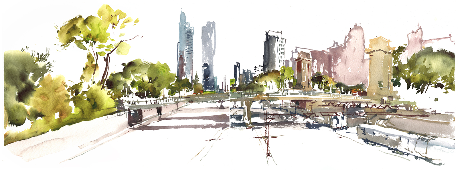 1600x595 Report From The Urban Sketchers Symposium, Chicago 2017 Citizen
