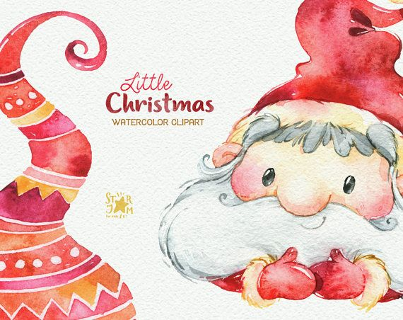 570x452 This Christmas Clipart Set Is Just What You Needed For The Perfect