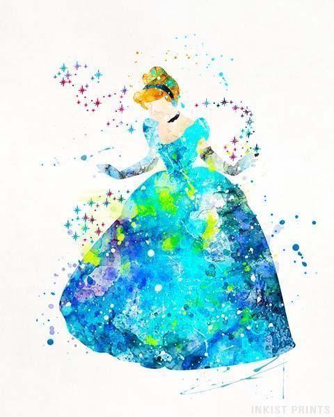 480x600 Cinderella, Cinderella Type 3 Print Disney Pics