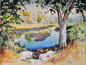 300x229 Citrus Watercolor Society, Inverness, Florida, Watercolor Workshops