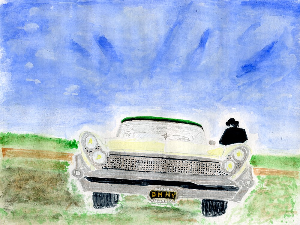 1000x750 Neil Young Begins A New Career Painting Watercolors Of Classic