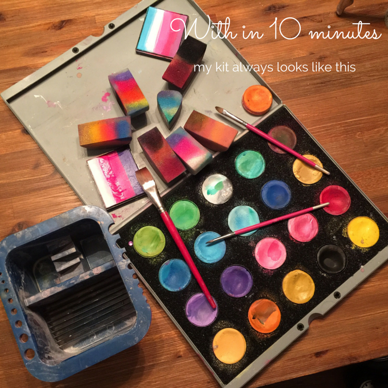 800x800 How To Clean Your Kit, Sponges And Brushes