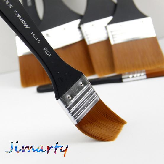 554x552 6styles Maries Watercolor Oil Art Paint Brush Nylon Hair Painting