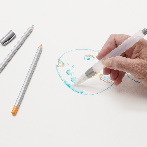 600x600 Aquastroke Watercolor Water Brush Pens