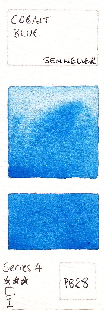 345x1020 Blue Watercolour Swatches