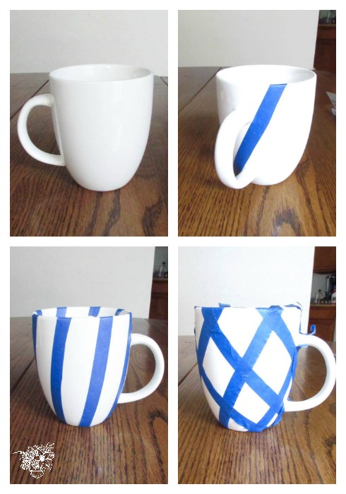 490x700 Diy Easy Watercolor Mugs (And A Cleared Hot Coffee Review +