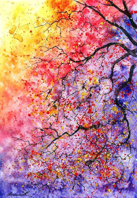 564x814 Color Wheel Ideas Watercolor Creative Watercolor Painting Ideas