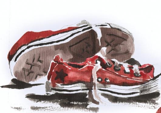 530x372 Red Converse