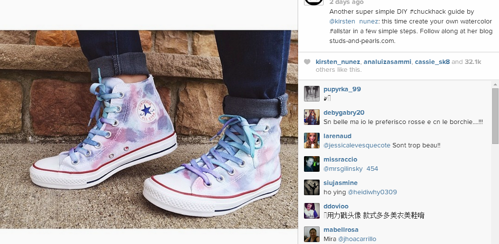1021x500 Feature Watercolor Hi Tops On Converse