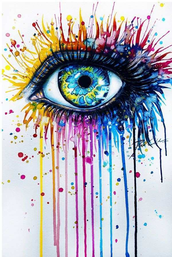600x896 Cool Watercolor Painting Ideas Awesome 17 Best Ideas About Easy