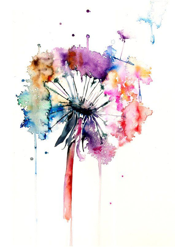 570x806 53 Easy Watercolor Painting Ideas For Beginners