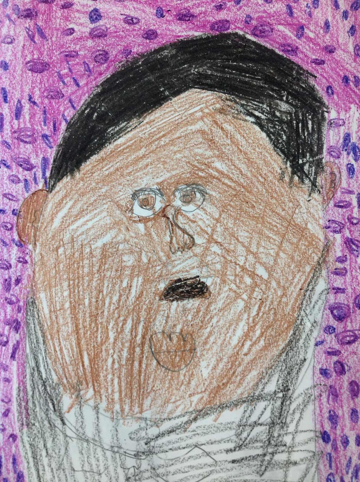 1195x1600 Howywood Kindergarten Happy Mlk Day!! A Guided Drawing, Some