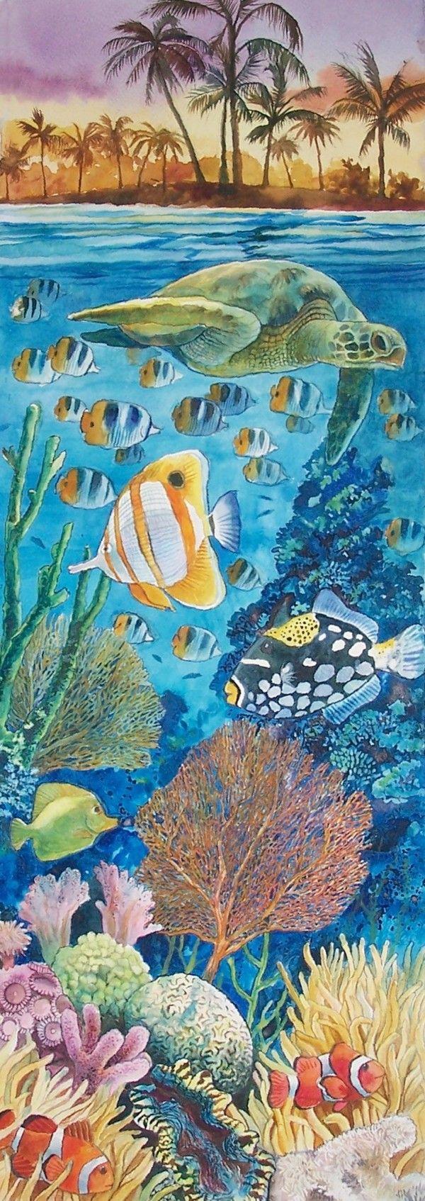 600x1694 Tropical Reef