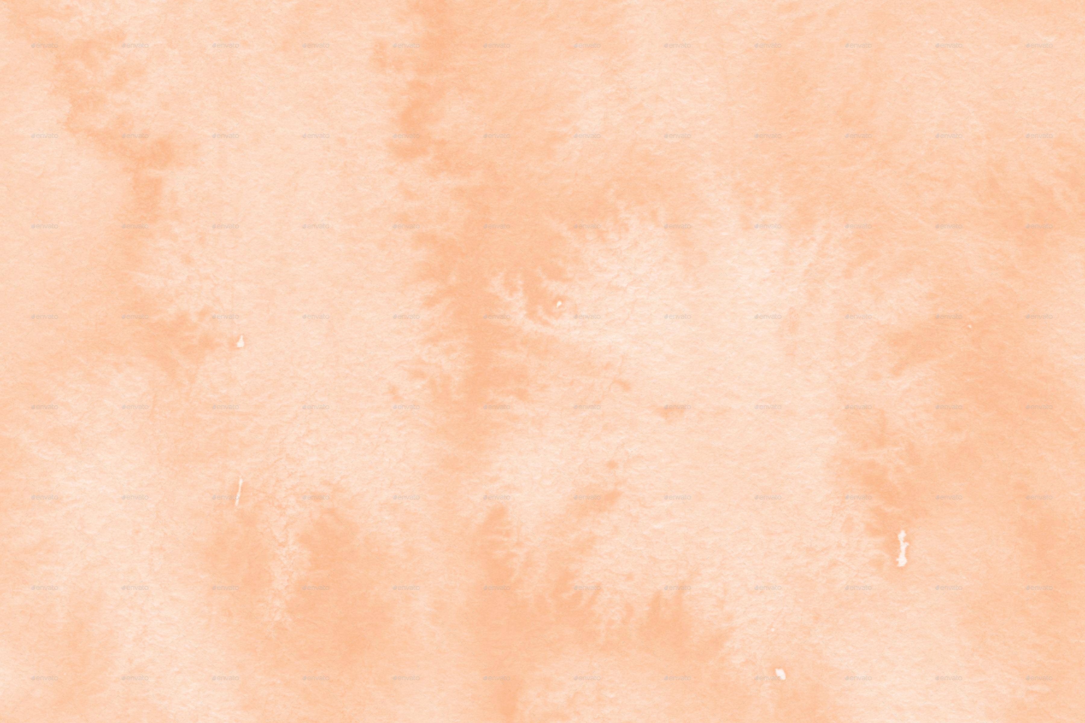 Coral Watercolor